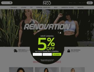 no3fitness.com.br screenshot