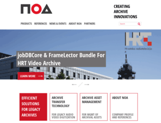 noa-archive.com screenshot
