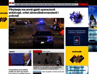 noa.al screenshot