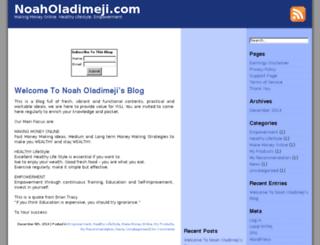 noaholadimeji.com screenshot