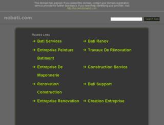 nobati.com screenshot