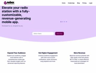 nobexpartners.com screenshot