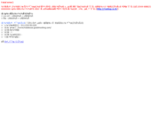 noblesseht.co.kr screenshot