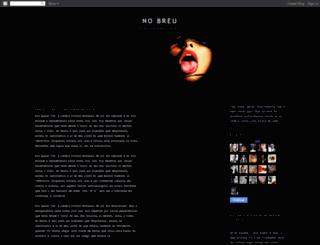 nobreu.blogspot.com screenshot