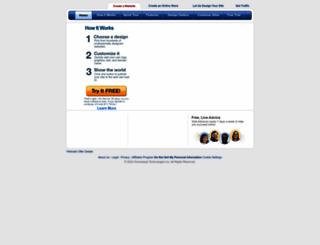 nocache.homestead.com screenshot