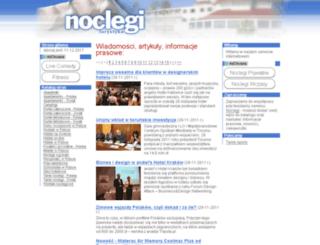 noclegi.webwweb.pl screenshot