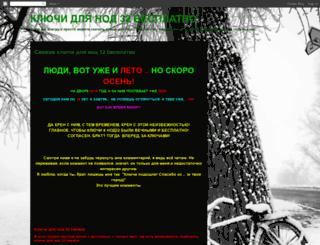 nod-and-keys.blogspot.co.uk screenshot