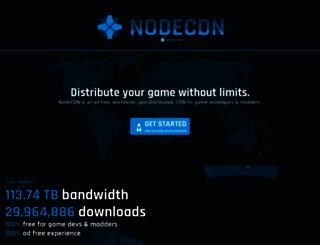 nodecdn.net screenshot