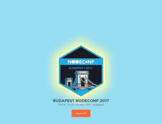nodeconf.risingstack.com screenshot