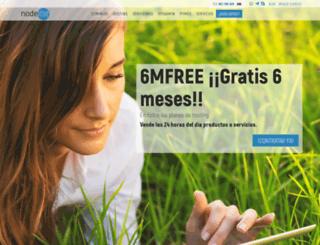 nodenet.es screenshot