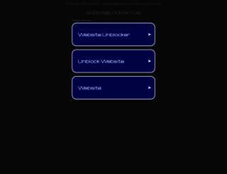 nodeunblocker.com screenshot