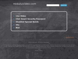 nodutuvideo.com screenshot