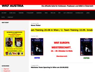 noe.wkfworld.com screenshot