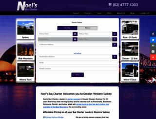 noel.ecoachmanager.com screenshot