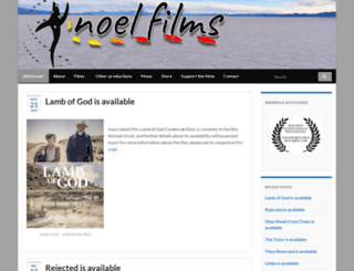 noelfilms.com screenshot