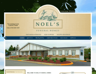 Welcome Noels Funeral Home At Top Accessify Com