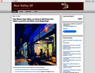 noevalleysf.blogspot.com screenshot