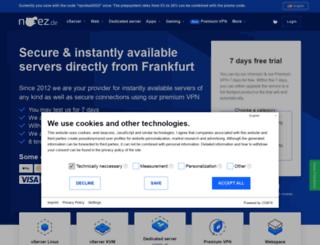 noez.de screenshot