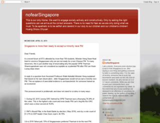 nofearsingapore.blogspot.sg screenshot