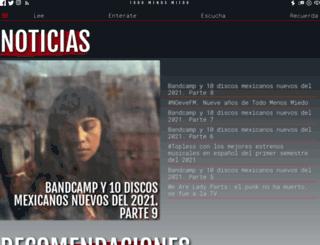 nofm-radio.com screenshot