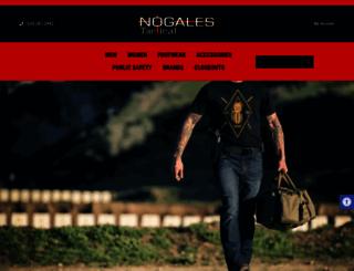 nogalestactical.com screenshot
