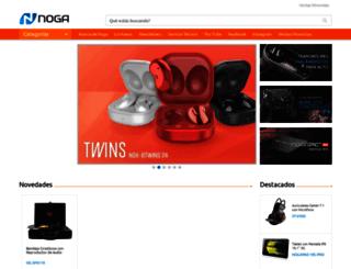 noganet.com screenshot