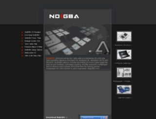 nogba.com.nyud.net screenshot