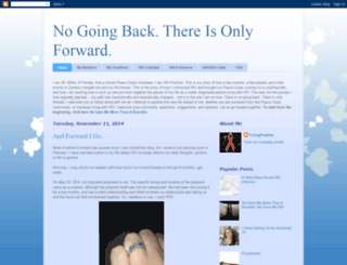 nogoingback-thereisonlyforward.blogspot.sg screenshot