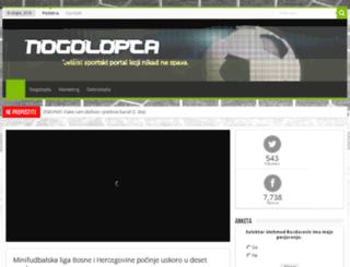nogolopta.com screenshot