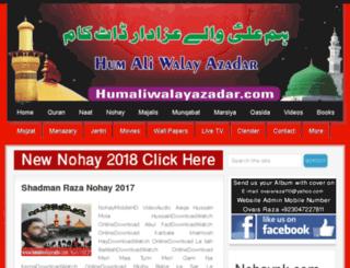 nohaypk.com screenshot