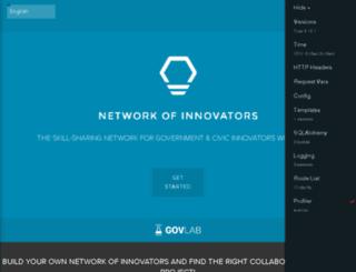 noi-demo.thegovlab.org screenshot