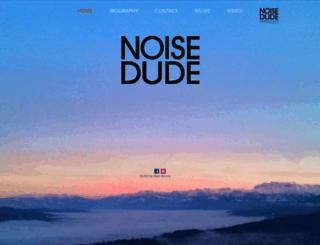 noisedude.com screenshot
