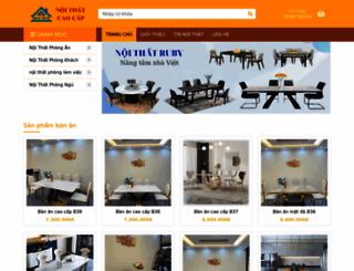 noithatruby.com.vn screenshot