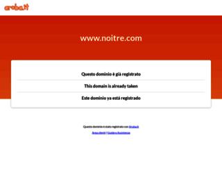 noitre.com screenshot