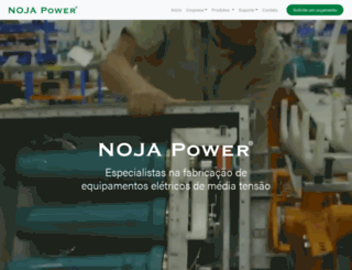 nojapower.com.br screenshot