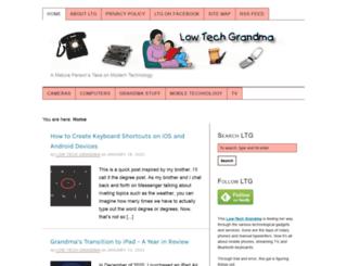 nojobformom.com screenshot
