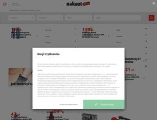 nokautstyl.pl screenshot