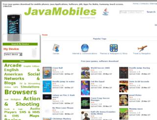 nokia-1680.java-mobiles.net screenshot