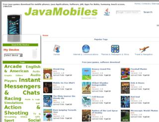 nokia-7230.java-mobiles.net screenshot