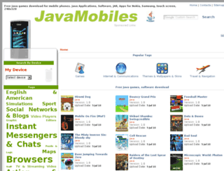 nokia-asha-206.java-mobiles.net screenshot