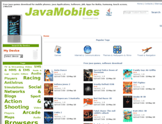 nokia-asha-300.java-mobiles.net screenshot