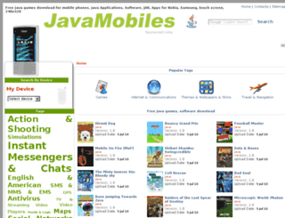 nokia-asha-308-309.java-mobiles.net screenshot