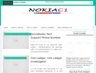 nokia-c1.com screenshot
