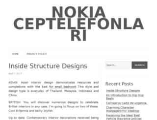 nokia-ceptelefonlari.com screenshot