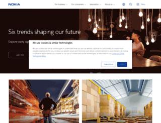 nokia.com.pl screenshot