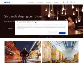 nokia.com.sg screenshot