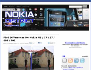 nokiac6applications.com screenshot