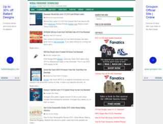 nokiafirmware24.blogspot.com.ng screenshot