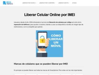 nokiafreeunlock.com screenshot