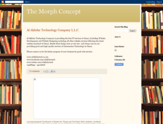 nokiamorph.blogspot.com screenshot